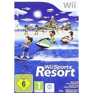 Wii Sports Resort [Nintendo Wii / Deutschland]