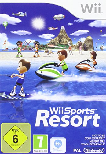 Wii Sports Resort [Nintendo Wii / Deutschland]
