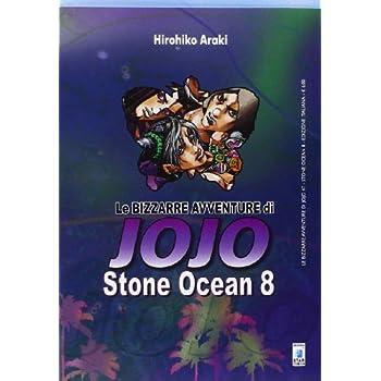Stone Ocean. Le Bizzarre Avventure Di Jojo: 8