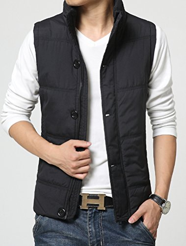 MatchLife -  Cappotto  - Uomo Style1-Black