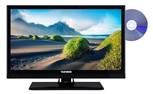 Telefunken XH20D101D 51 cm (20 Zoll) Fernseher (HD Ready, Triple Tuner, DVD-Player)