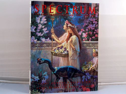 Spectrum: The First Annual Collection of the Best in Contemporary Fantasic Art (SPECTRUM (UNDERWOOD BOOKS)) por Cathy Burnett