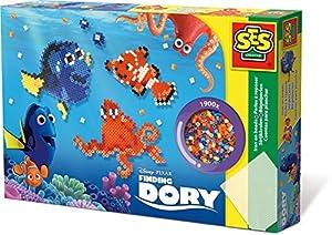 Finding Dory - Cuentas para Planchar, Multicolor (SES 14739)