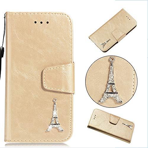 iPhone XS Max (6.5 Zoll) Handyhülle [Premium Leder] [Standfunktion] [Kartenfach] [Magnetverschluss] PU Schlanke Leder Brieftasche fürApple iPhone XS Max (6.5 Zoll) (2) -