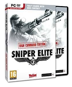 Sniper Elite V2 - High Command Edition (PC DVD)