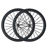 ESTTON Cyclocross 50 mm Scheibenbremse Fahrrad Carbon Räder Rennrad Rennrad