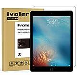 iVoler Verre Trempé iPad 9.7 Pouces 2018 / iPad 9.7 Pouces 2017 / iPad Pro 9.7 Pouces 2016 / iPad Air/iPad Air 2 (iPad 5 & 6), Film Protection en Verre trempé écran Protecteur Vitre
