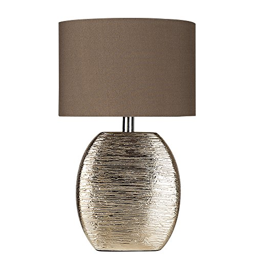 modern-textured-metallic-bronze-effect-ceramic-table-lamp-with-a-fabric-light-shade