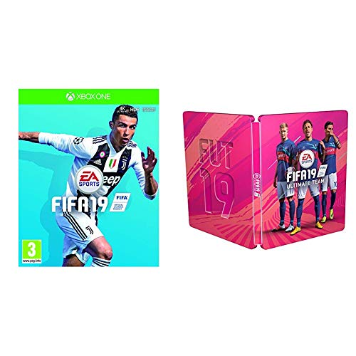 Fifa 19 - Standard Edition including Steelbook (exclusive to Amazon.co.uk) - (Xbox One)