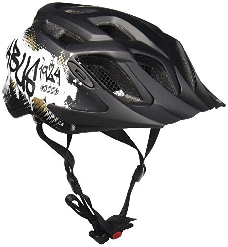 ABUS 114366 - MOUNTX_BLACK_TAG_M CASCO MOUNTX COLOR BLACK TAG TALLA M