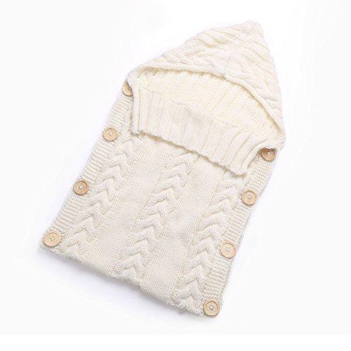 Saco de dormir Anself para bebé Blanco