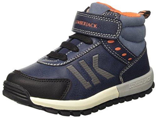 lumberjack-ninos-saturn-zapatillas-altas-azul-size-30