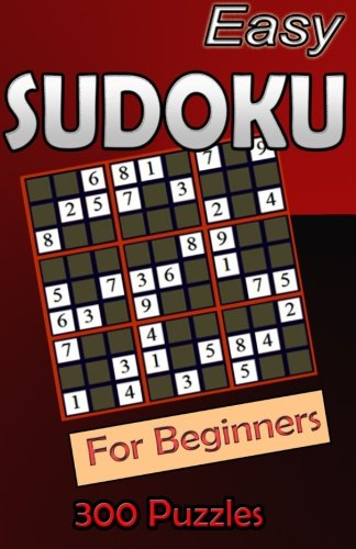 Sudoku Puzzle Book Volume 1: 300 Puzzles Easy