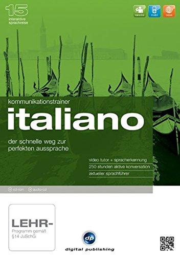 Interaktive Sprachreise 15: Kommunikationstrainer Italiano