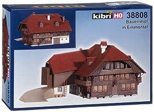 Kibri - Edificio para modelismo ferroviario H0 (38808)