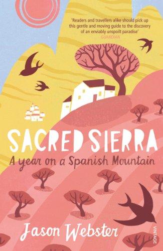 Sacred Sierra Cover Image
