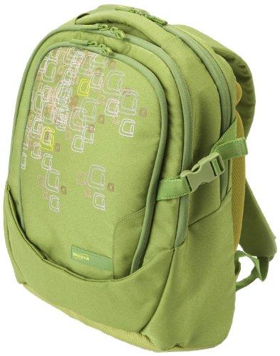 Dicota ME Dee BacPac Notebook Rucksack bis 41,7 cm (16,4 Zoll) grün