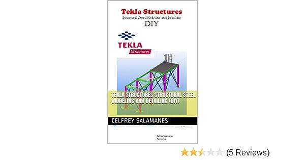 Tekla Structures Structural Steel Modeling and Detailing (DIY)