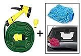 Vheelocityin-71906-10m-Pressure-Water-Gun-Hose-with-Microfiber-Glove-for-Cleaning