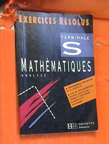 Mathématiques terminale S : Enseignement obligatoire et de spécialité, analyse par Claudine Renard