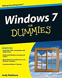Windows 7 For Dummies by Andy Rathbone (2009-09-08)