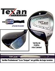 Madera 5 Texan Classics 180cc - Titanio y Grafíto
