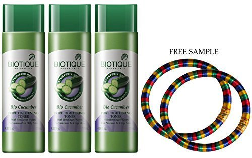 biotique-cucumber-water-toner-120ml-pack-of-3-free-expedited-shipping-via-dhl-express-delivery-in-3-