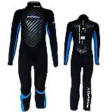 Skinfox Scout Kinder Full Suit Junior Schwimmanzug Strandanzug UPF 50+ UV-Schutz Neoprenanzug Gr.1-16