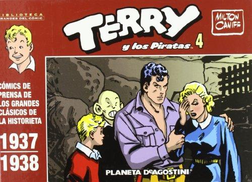 Biblioteca Grandes del Comic: Terry y los piratas nº 04