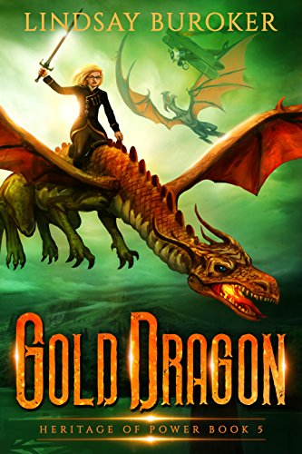 Gold Dragon (Heritage of Power Book 5) (English Edition)