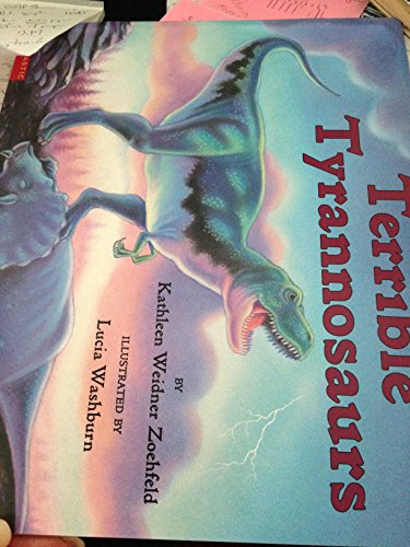 Terrible Tyrannosaurs (Let's-Read-and-Find-Out)