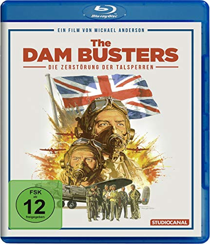 The Dam Busters - Die Zerstörung der Talsperren [Blu-ray] [Special Edition]