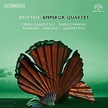Britten String Quartets 3
