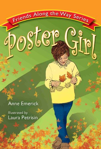 Poster Girl Friends Along the Way English Edition