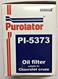 #9: Purolator High Performance Oil Filter for Chevrolet Cruze