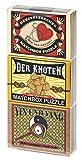 Moses 92085 - Prof Puzzle Matchbox Triple Set Herz