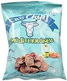 CruChips, Cecina y carne seca (Sabor Mediterráneo) - 6 de 25 gr. (Total 150 gr.)