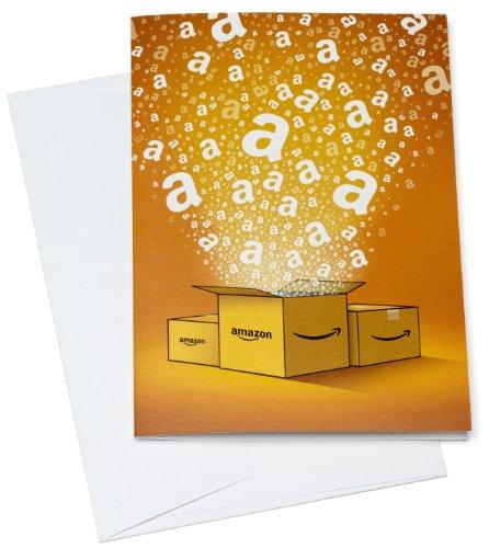 Carte cadeau Amazon.fr - 30 - Dans une carte de vœux Amazon
