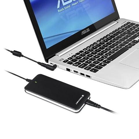 TeckNet® 90W mit automatischer Spannungswahl universal laptop netzteil | AC Adapter | Ladegerät mit 5V 1A USB-Anschluss für TOSHIBA, IBM, COMPAQ, HP, LG, DELL, SAMSUNG, SONY,