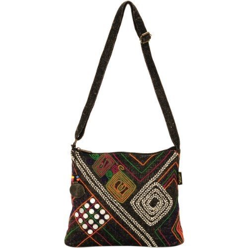 laurel-burch-laurel-burch-catori-crossbody-tote-14-by-3-by-11-inch-tabarca-delights