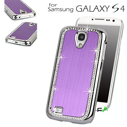 New Luxury Bling Samsung Glaxay S4 New Luxury Bling Diamond Crystal Hard Glitter Case Cover Shell (Hot Pink) for Samsung Glaxay S4 Diamond Bling Hard Case