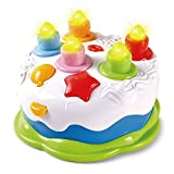 BAOLI Blasen Kerzen Geburtstagstorte Spielzeug Essen Spiel Set für Kinder Kinder Baby
