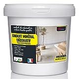 Mineralbeschichtung Deko Farbe Beton–Beschichtete Deckung, für Wände und Boden