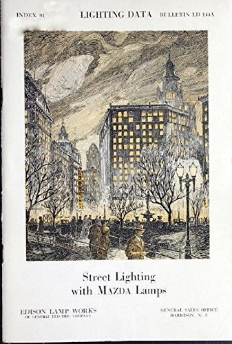 street-lighting-with-mazda-lamps-english-edition