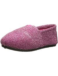 Kaymann Tuxedo Shoe (Toddler/Little Kid), Hot Pink/Leopard Inner, 3 M US Little Kid Dawgs