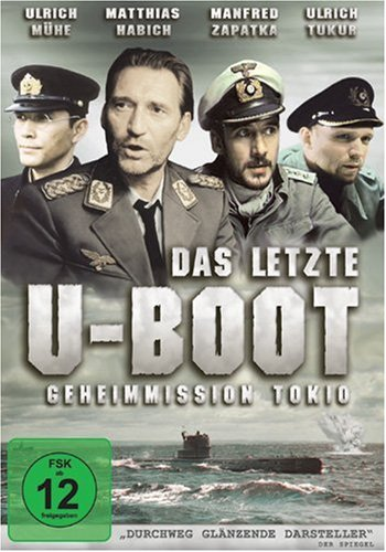 Das letzte U-Boot - Geheimmission Tokio (Boot Dvd)