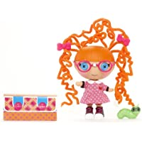 Lalaloopsy Littles Silly Hair Doll - Specs Read-a-Lot