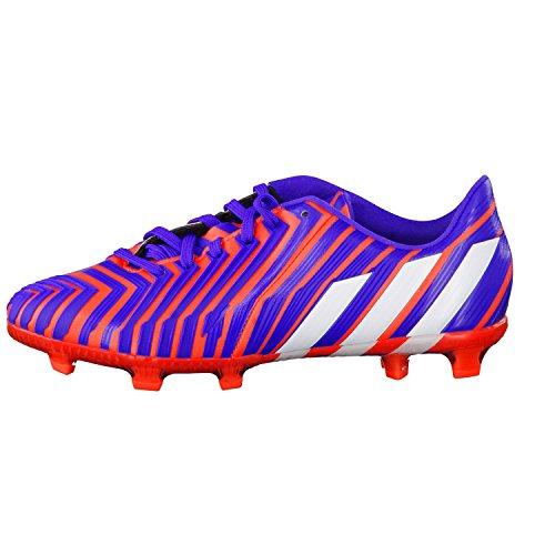 Adidas Predator Instinct FG Scarpe da calcio per bambini solar red/ftwr white/night flash s15