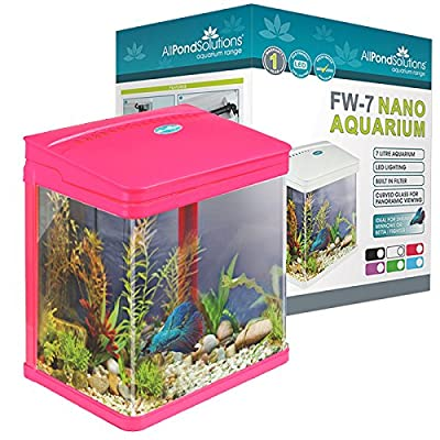 All Pond Solutions Nano Fish Tank Aquarium LED Lights