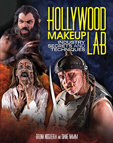Hollywood Makeup Lab: Industry Secrets and Techniques por Bruna Nogueira